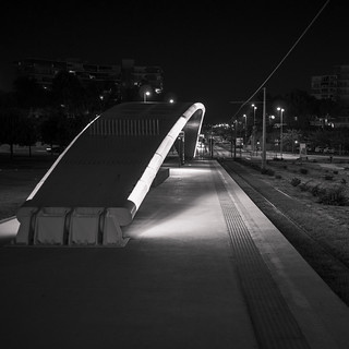 Tram station | by Juandalfweb