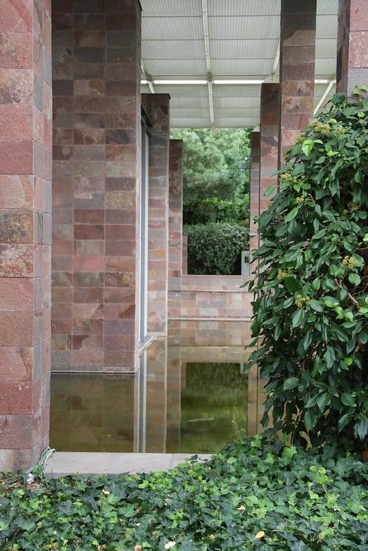 Fondation Beyeler - building by Renzo Piano