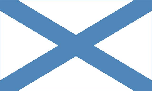 Bandeira Histórica Galega da Cruz de Santo André