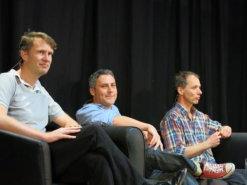 Luke Harding, Richard King, Nicky Hager: Secrets, spies and free speech