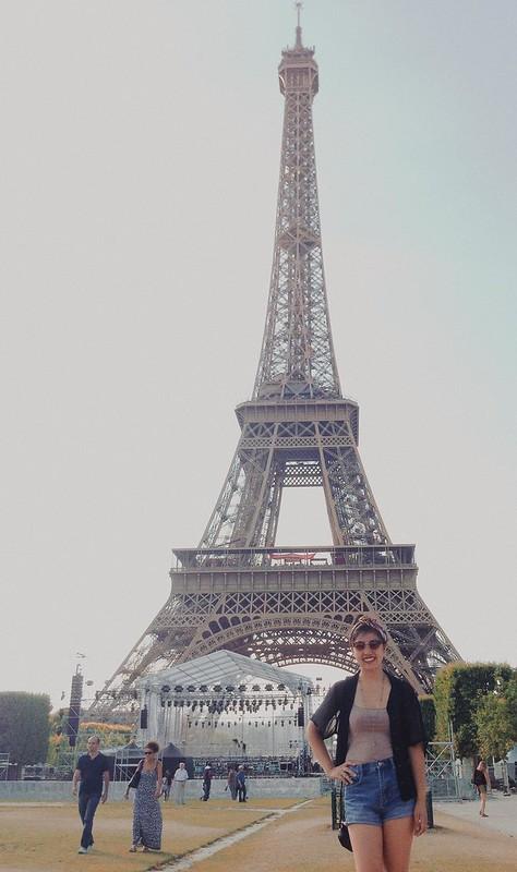 Nguyen, Dana; Paris, France - Paris is Always A Good Idea, Eiffel Tower