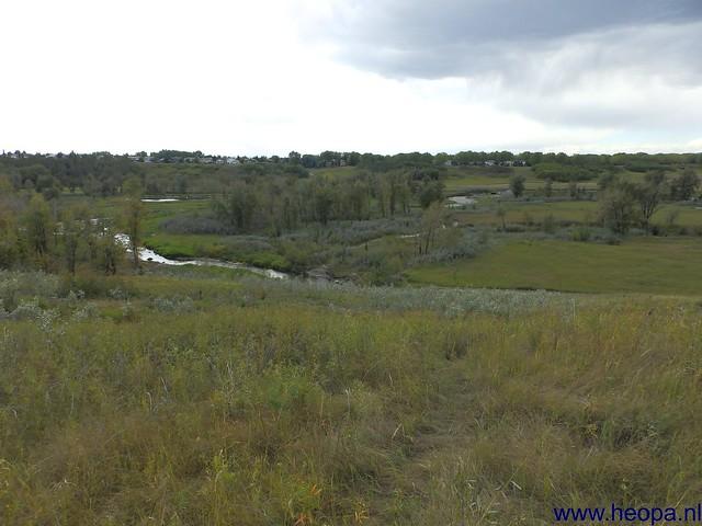 16-09-2013 De Vallei - fishcreek wandeling 36 Km  (90)