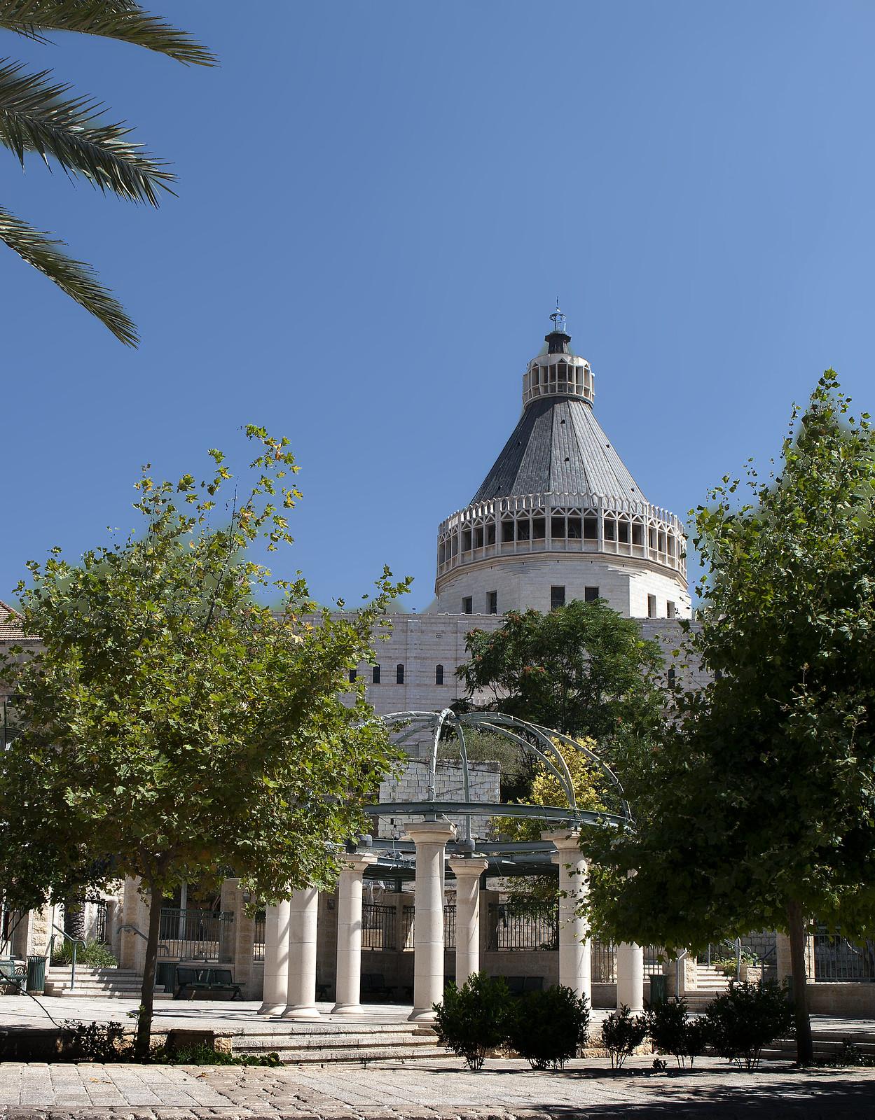 Nazareth_Basilica of the Annunciation_2_Mordagan_IMOT