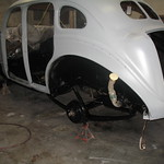 '39 Plymouth - The beginning.