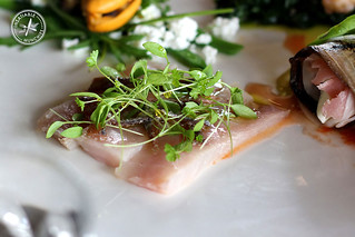 Kingfish Carpaccio | by insatiablemunch