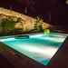 harrys pool by night