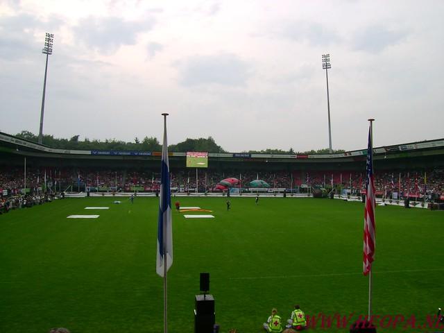 2007-07-16 Startbewijs op halen en vlaggen parade. (37)