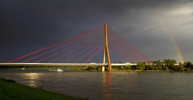 rainbow @ bridge