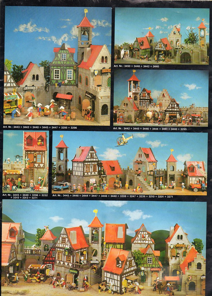 playmobil castle instructions 5783