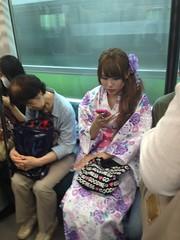 Tren de Nikko