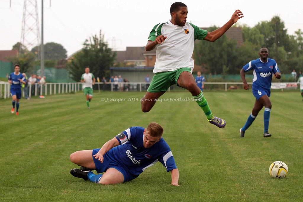 Oxhey Jets 4-1 Bedfont & Feltham FA Vase 6th Sept 2014
