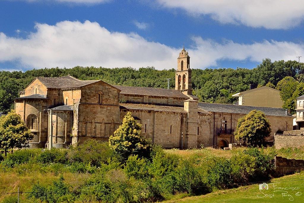Resultado de imagen de Monasterio de San Martín de Castañeda