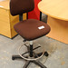 Draughtsmans swivel chair