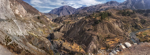 peru southamerica perù andes colcacanyon sudamerica cañon ande canyondelcolca americadelsur terrazzamenti