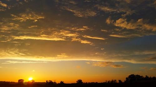 sunset photo michigan uniontownship isabellacounty