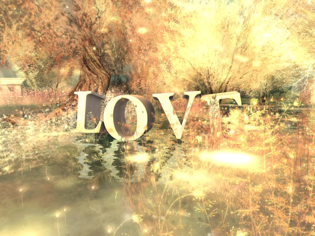 Luane's Magical World - Ponded Love