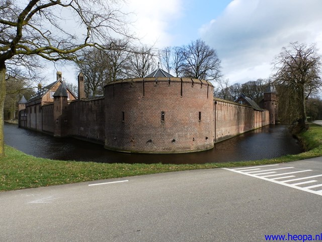 15-02-2014 Woerden 26 Km (75)