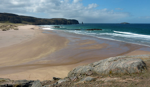 Sandwood Bay From The Northern Cliffs | by ARG_Flickr