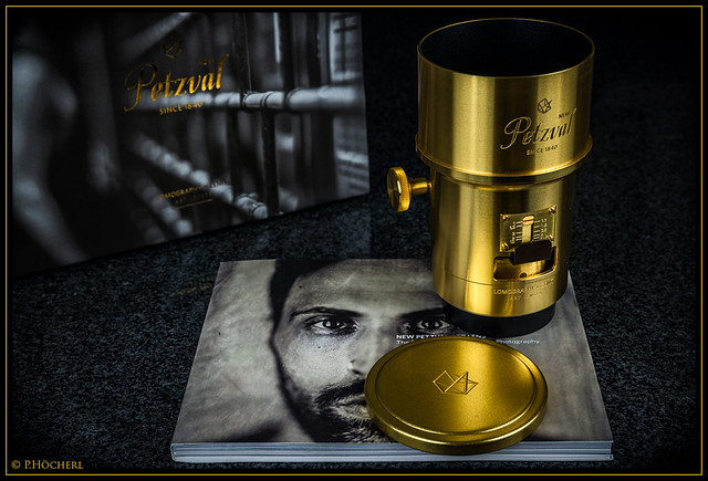 New Petzval Lens (Nikon Edition)
