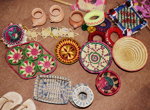 Handicrafts made by Kamlaris | by The Advocacy Project