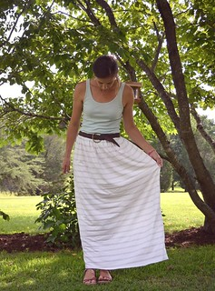 knit maxi skirt | by hungie gungie