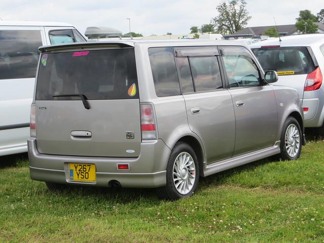 2001 Toyota BB