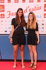Maria Costa i Sandra Budí