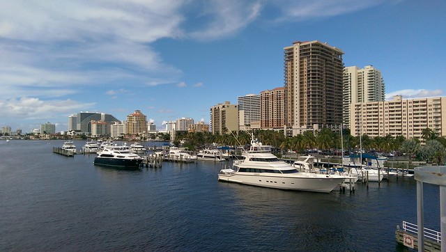 Fort Lauderdale captured with my HTC One M8 smartphone.