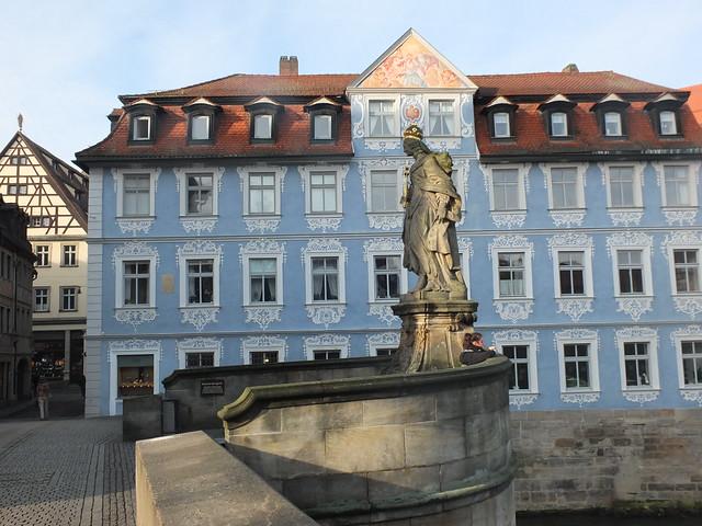 Heilige Kunigund - Untere Brücke, Bamberg
