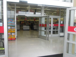 Opening Automatic Doors   by Random Retail