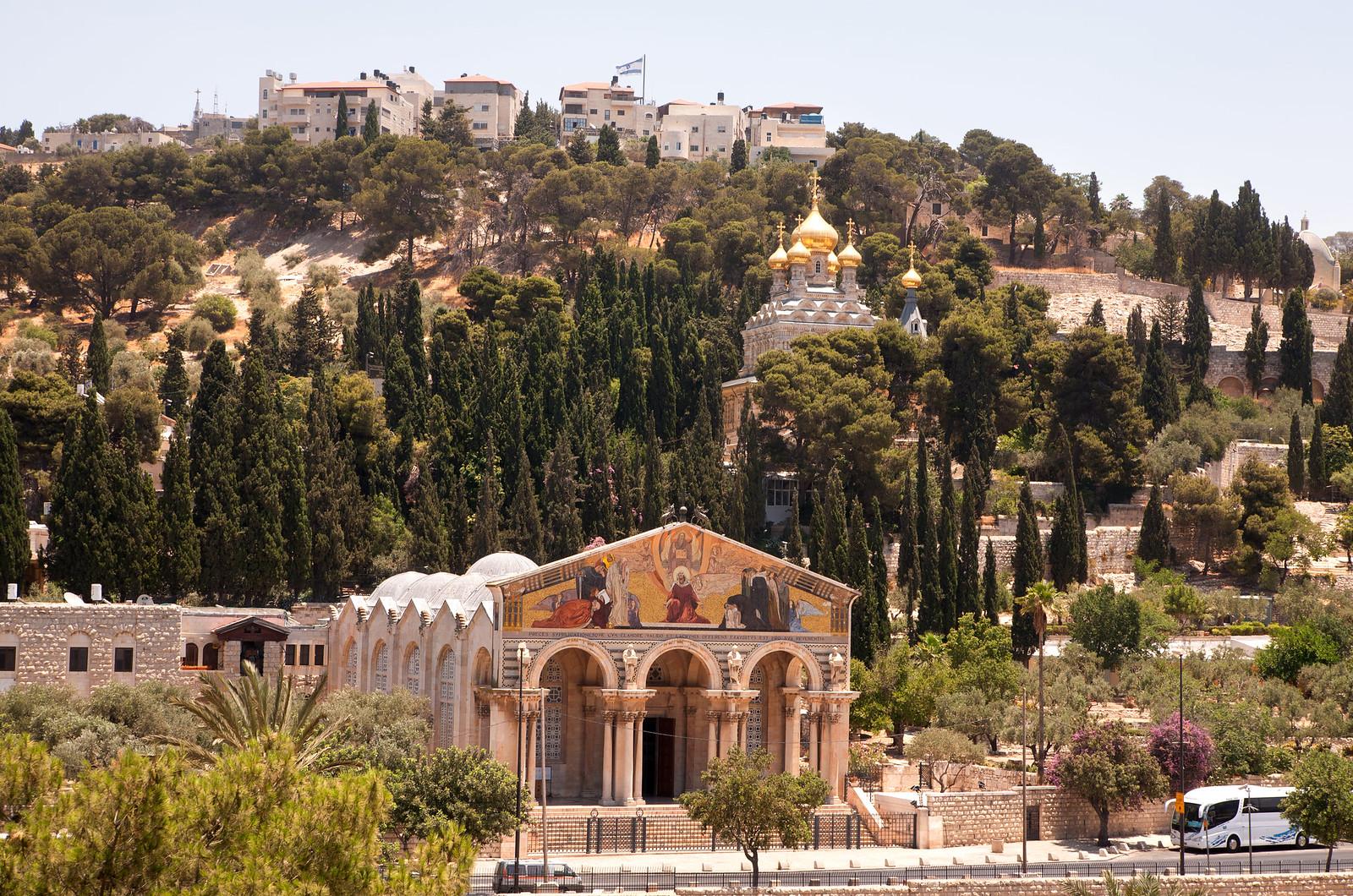 Jerusalem_Mt of Olives_1_Noam Chen_IMOT