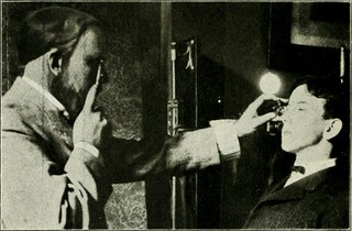 "Image from page 95 of ""The commoner diseases of the eye : how to detect and how to treat them"" (1904) 