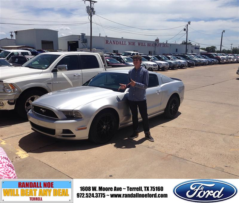 Randall Noe Ford >> Congratulations To Betty Herndon On Your New Car Purchase Flickr