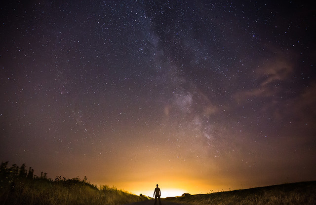 The Milky Way Self Portrait