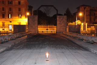 #LightsOut in Rome