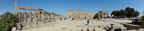 Ägypten - Philae Tempel