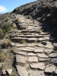 Jujuy_Sección Quebrada Grande-Las Escaleras, Foto 1