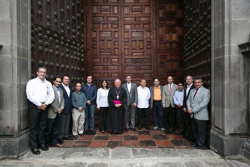 Catedral de Puebla de los Angeles, México en Viernes Santo..P1120481EP