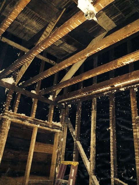 Day 2 - It looks like a barn