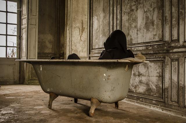Bain de faucheuse