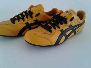 Eclipse solar Calendario limpiador  Onitsuka Asics Whizzer (kill bill) lo $85 sz10 1/2 | Flickr