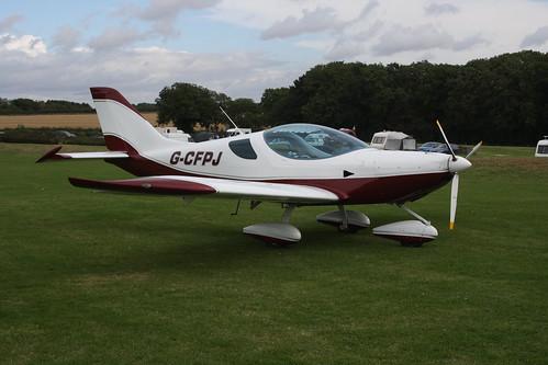 G-CFPJ CZAW SportCruiser [LAA 338-14858] Sywell