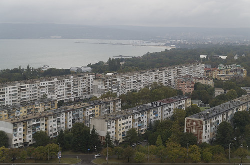 Apartment buildings, 08.10.2014. | by Dāvis Kļaviņš
