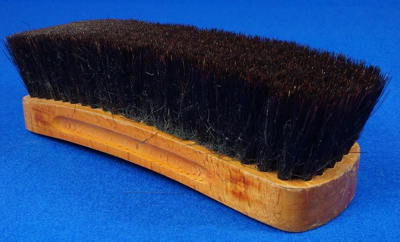 RD14950 Vintage RARE CHAS. POLK CO Advertising Brush New York, N.Y. DSC07331