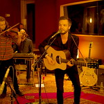 Tue, 09/06/2015 - 10:54am - Swede Kristian Matsson and band perform for an audience of WFUV members at Electric Lady Studios in NYC. Hosted by Russ Borris. 6/4/15 Photo by Gian Vassaliko
