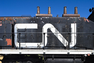 CN Locomotive | by Solojoe ️‍