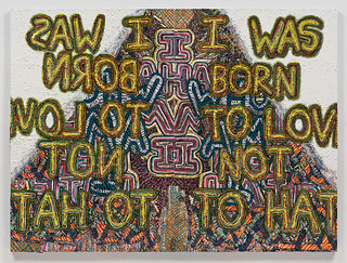 Grant_Self (I was born to love not to hate), 2012