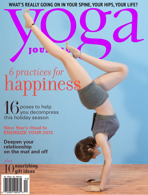 Yoga Journal Sixth Scale Cover