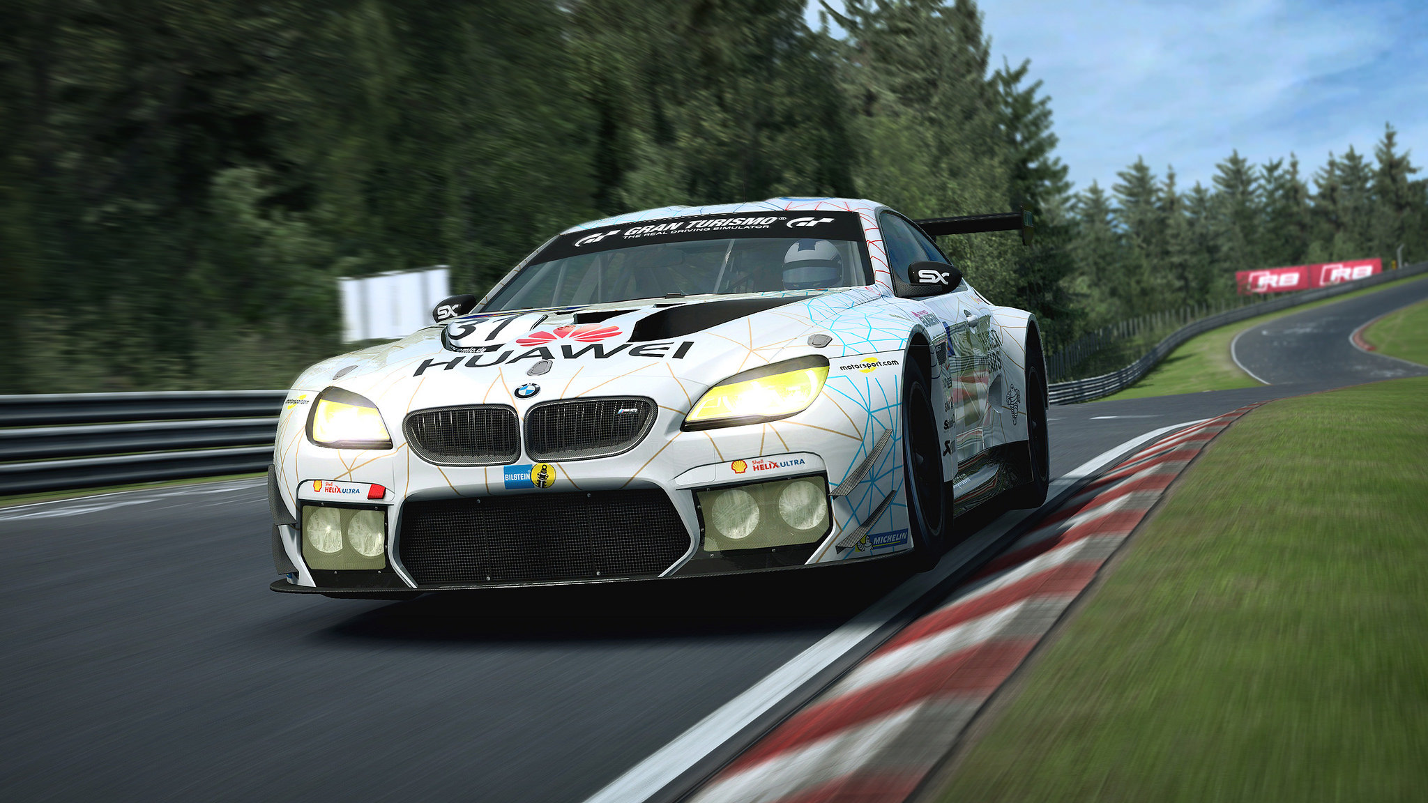 RaceRoom BMW M6 GT3 - 3