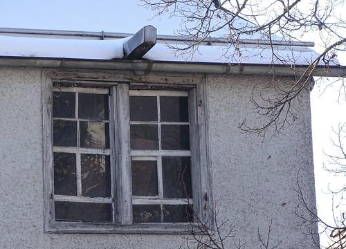 Altes Fenster Bad Waldsee Entenmoos.